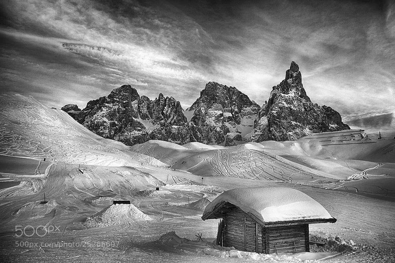 Photograph MOUNTAINS by Luigi Cavasin on 500px