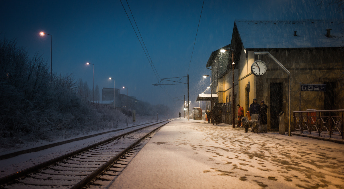 Photograph Dudelange Gare by Yves Kraus on 500px