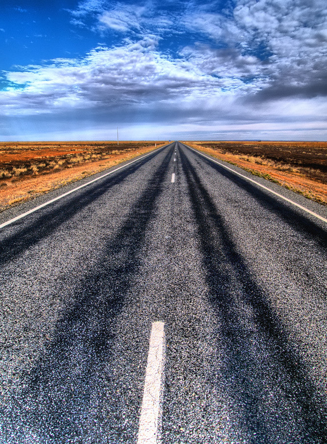 Photograph Silver City Highway by Steve Daggar on 500px