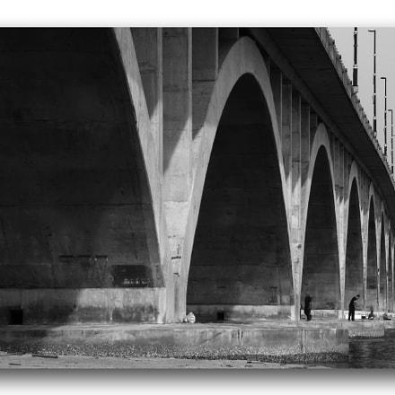 Tuanku Bainun Bridge #01, Canon EOS 7D, Canon EF 24-85mm f/3.5-4.5 USM