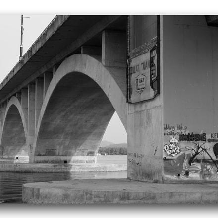 Tuanku Bainun Bridge #02, Canon EOS 7D, Canon EF 24-85mm f/3.5-4.5 USM
