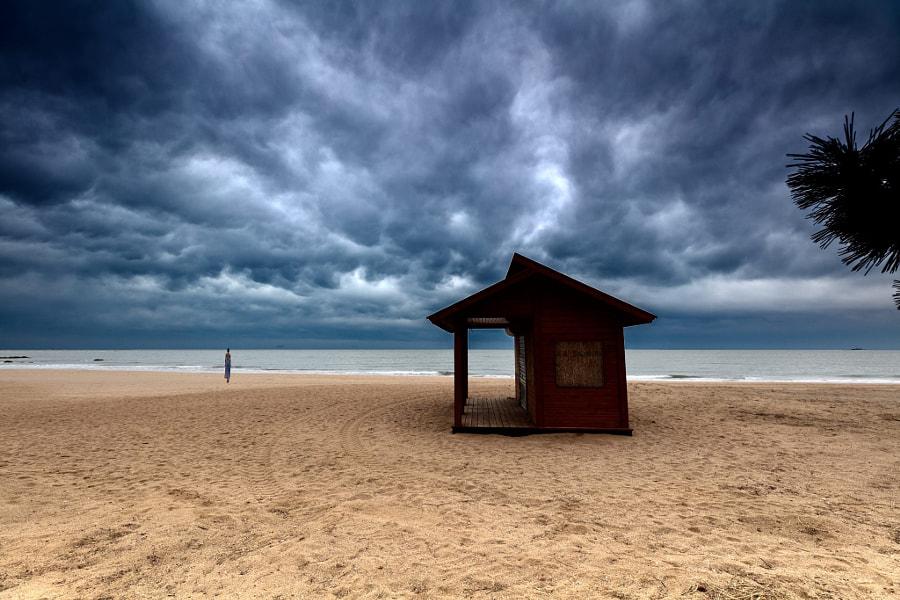 寂静的海, автор — 阳明山水  на 500px.com
