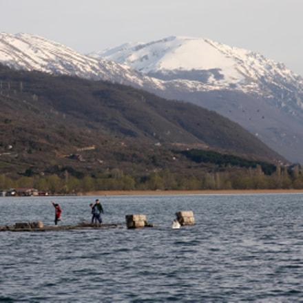 Lake Ohrid, Macedonia, Canon EOS 40D, Canon EF 24-85mm f/3.5-4.5 USM