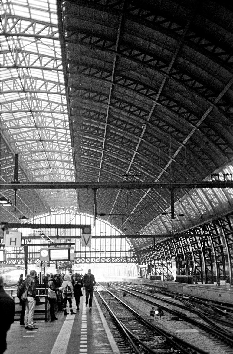Photograph Central Station Amsterdam, by Jip van Kuijk on 500px