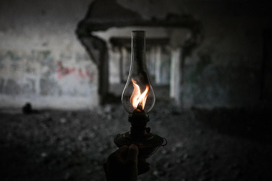 Mystic Light, автор — Emre Can Şentürk на 500px.com