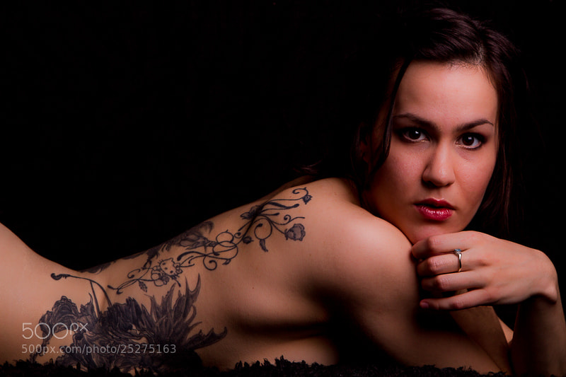 Photograph New Model 4 by Tom Smith on 500px