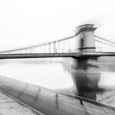 Chain Bridge, Panasonic DMC-L1