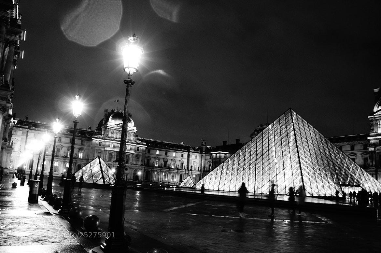 Photograph Rain in Paris by Kris Chu on 500px