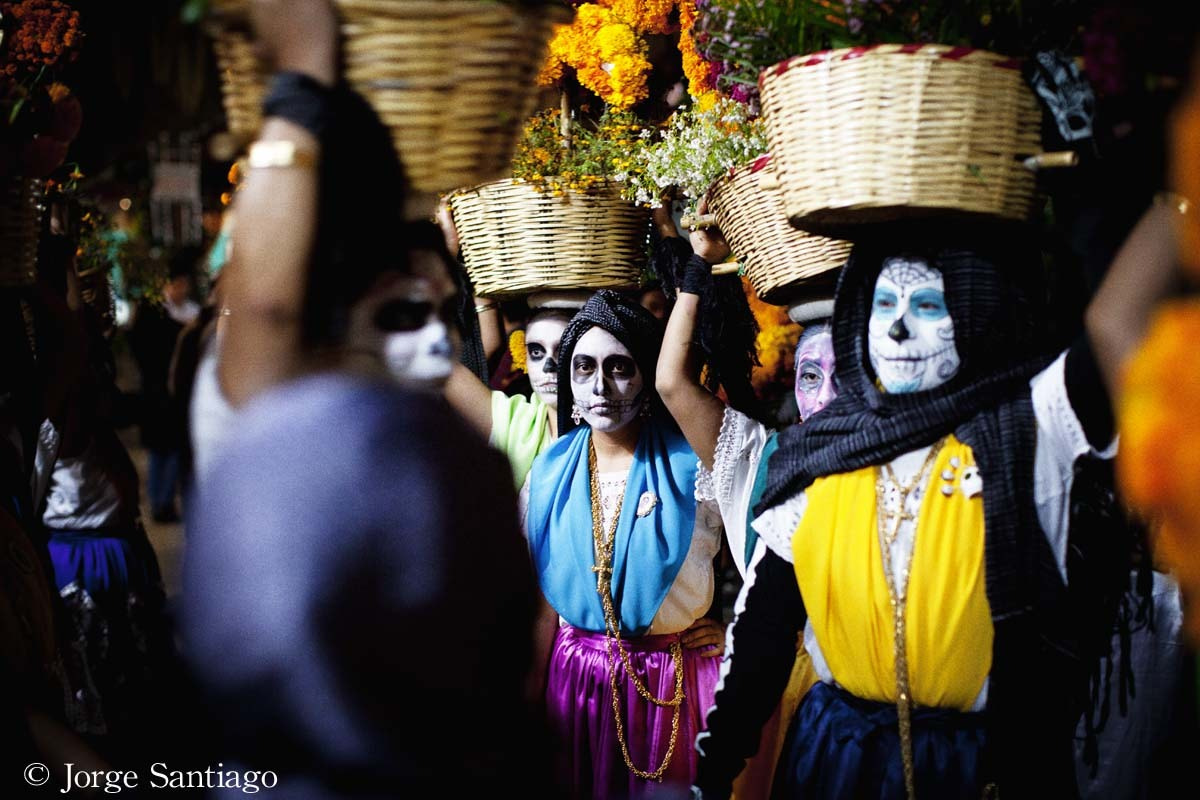 Photograph Day Of The Dead Oaxaca by jlsantiago on 500px