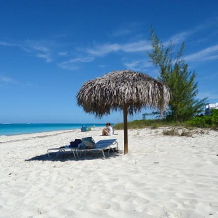 Seaside in the tropics, Sony DSC-W530