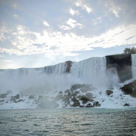 Niagara Falls, Sony ILCE-6300, Sigma 19mm F2.8 [EX] DN
