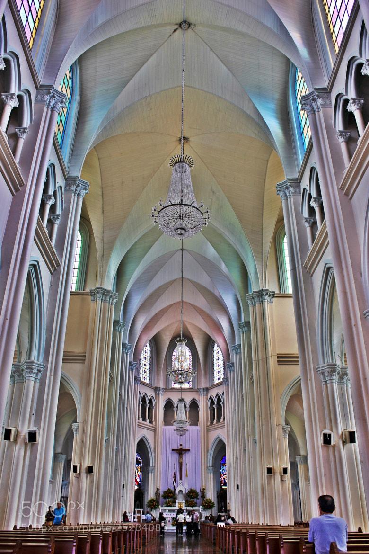 Photograph Iglesia de Coronado by Erick Castro Alvarado on 500px