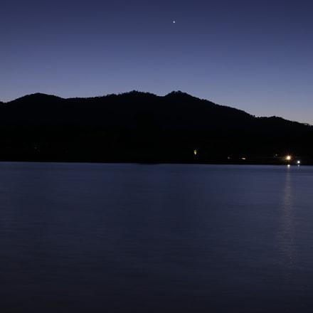 Blue night., Canon EOS 70D, Sigma 30mm f/1.4 EX DC HSM