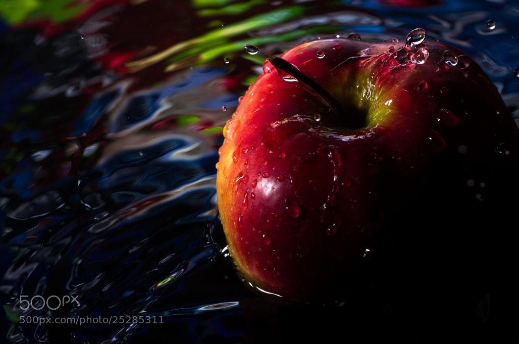 Photograph Splash me....then eat me:) by Dario Trbic on 500px