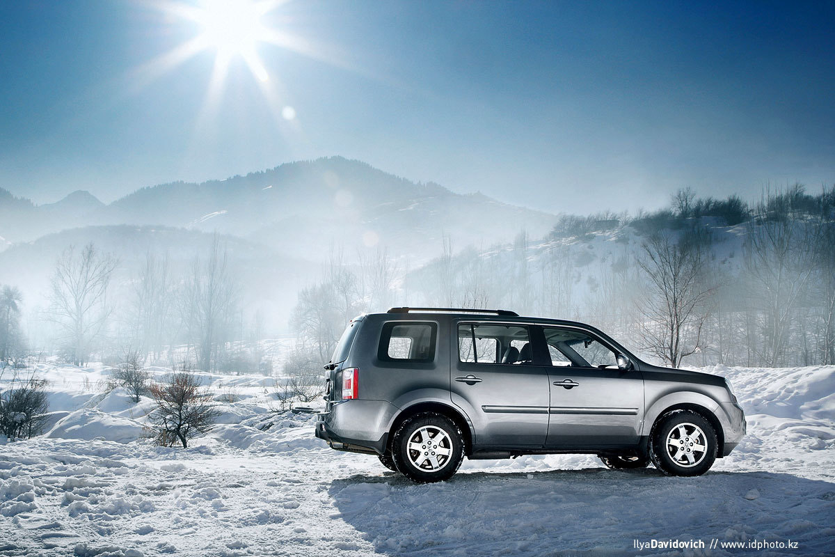 Photograph Honda Pilot by Ilya Davidovich on 500px