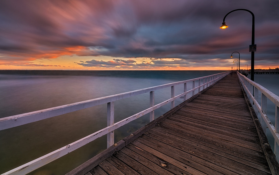 Photograph Lagoon pier by Lincoln Harrison on 500px