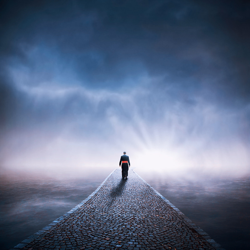 Photograph Way to Eternity... by Heaven Man on 500px