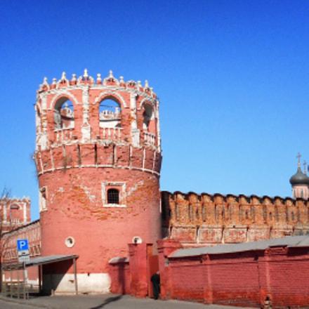 Донской монастырь, Nikon COOLPIX S2800