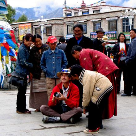 Tibet 2003 - My Favorites, Canon DIGITAL IXUS IIS