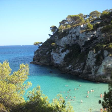 Menorca, Nikon COOLPIX L20
