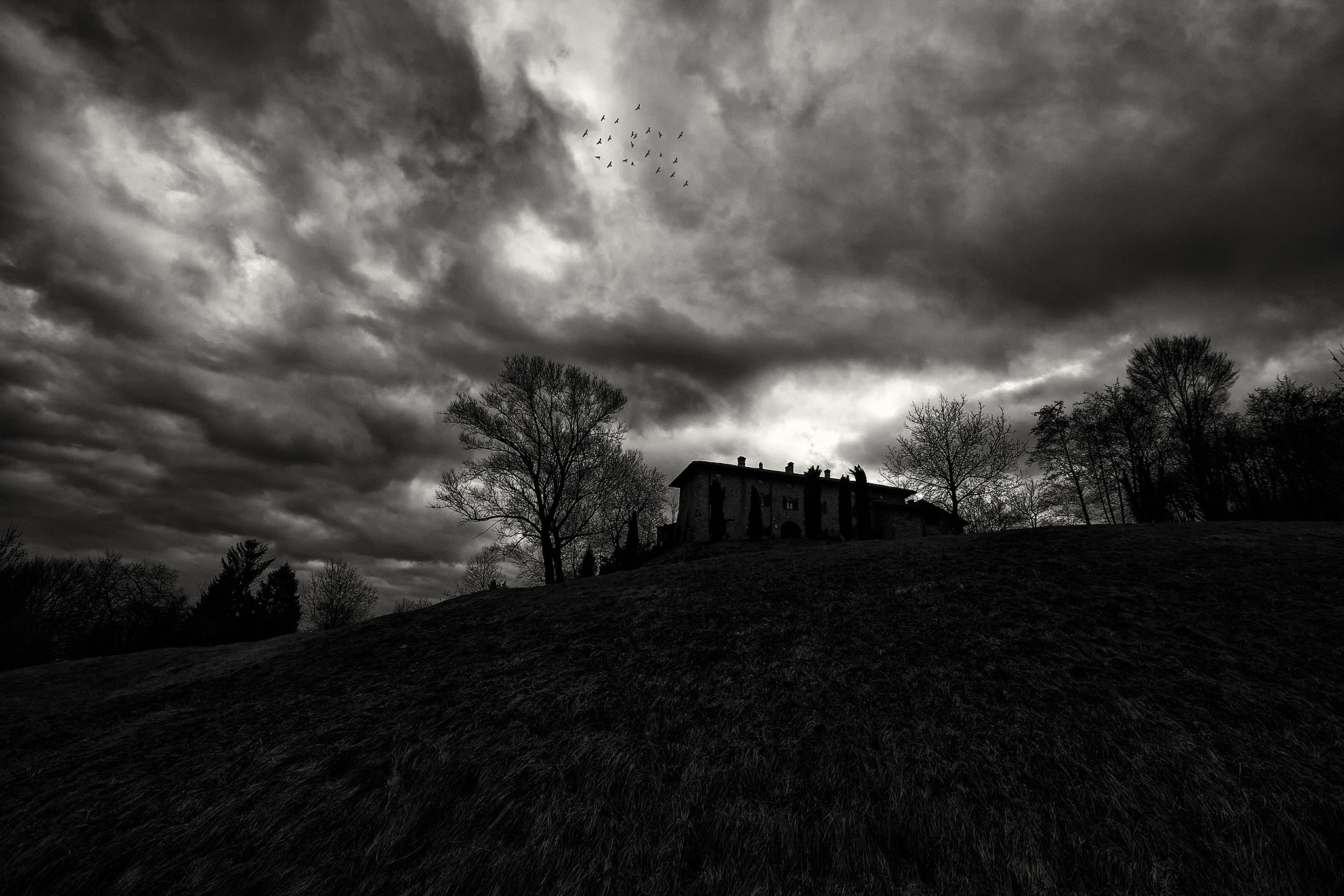 Photograph The house by Marco Redaelli on 500px