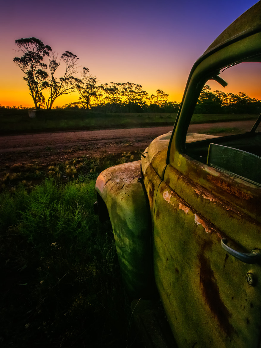 Photograph  Nullarbor Sunset by PaulEmmingsPhotography  on 500px