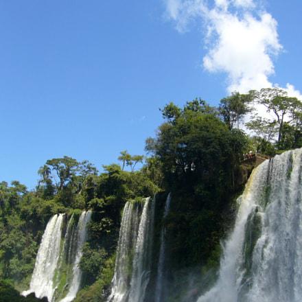 Iguazu falls, Panasonic DMC-FX8