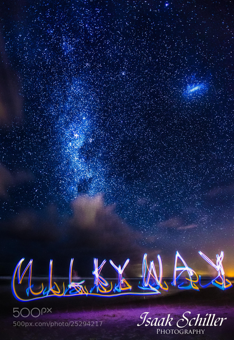 Photograph Milkyway by Isaak  Schiller on 500px