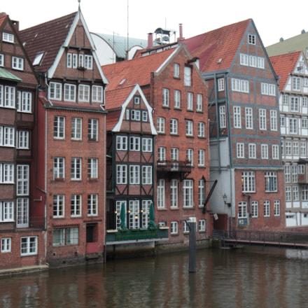Centro Amburgo, Canon EOS 700D, Canon EF 16-35mm f/4L IS USM