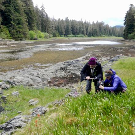 Security Bay Estuary Hike, Nikon COOLPIX AW100