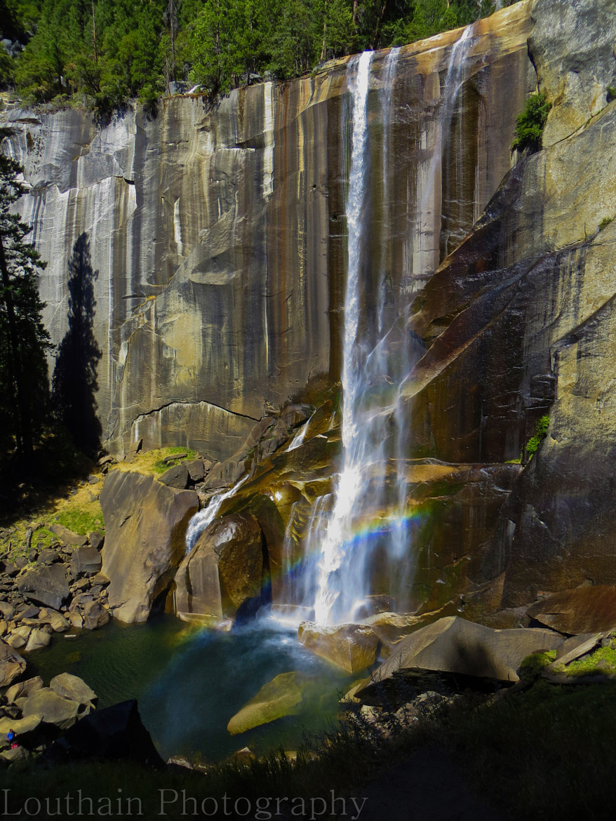 Photograph Vernal Fall, Yosemite National Park by Eric Louthain on 500px