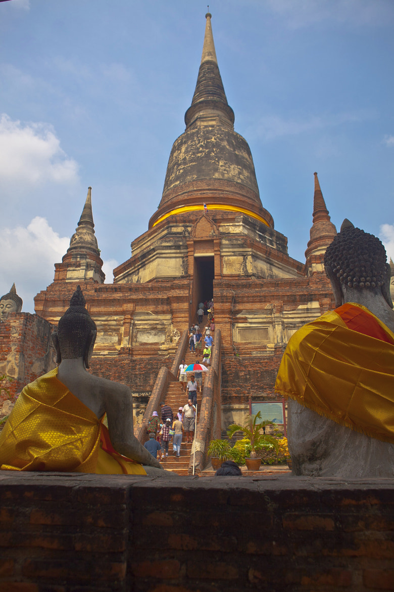 Photograph Ayutthaya # 2 by sk teh on 500px