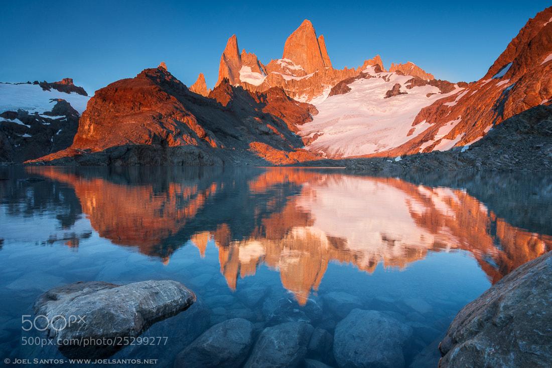 Photograph Cerro Fitz Roy by Joel Santos on 500px