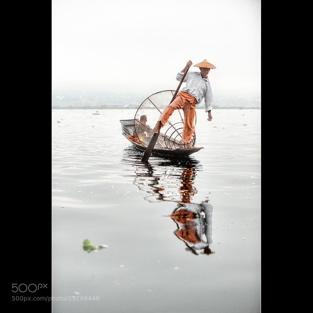 Photograph Leg rower by Malcolm Fackender on 500px
