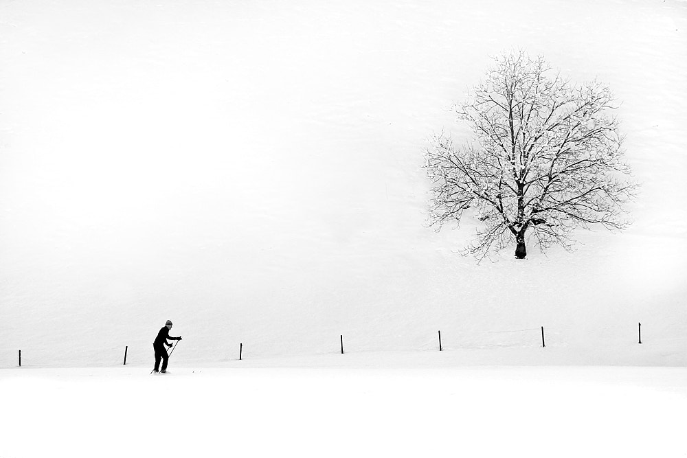 Photograph winter by Domen  Dolenc on 500px