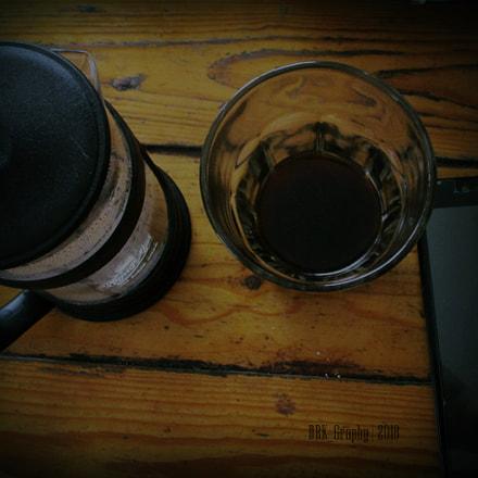 Coffee, Canon IXUS 160