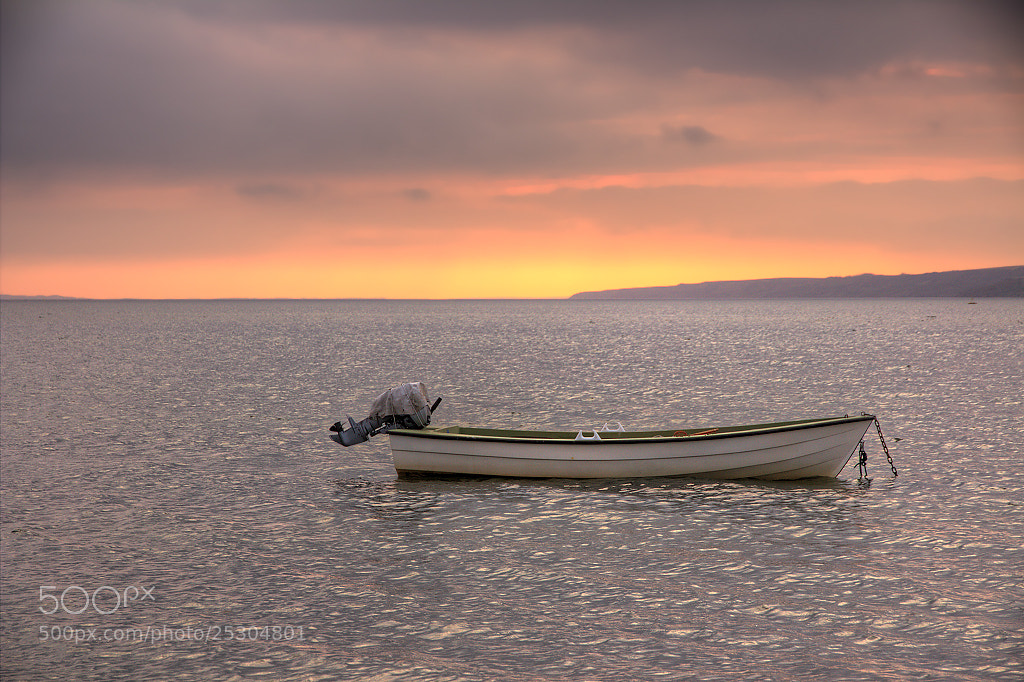 Photograph Boat by Thomas Freundlich on 500px