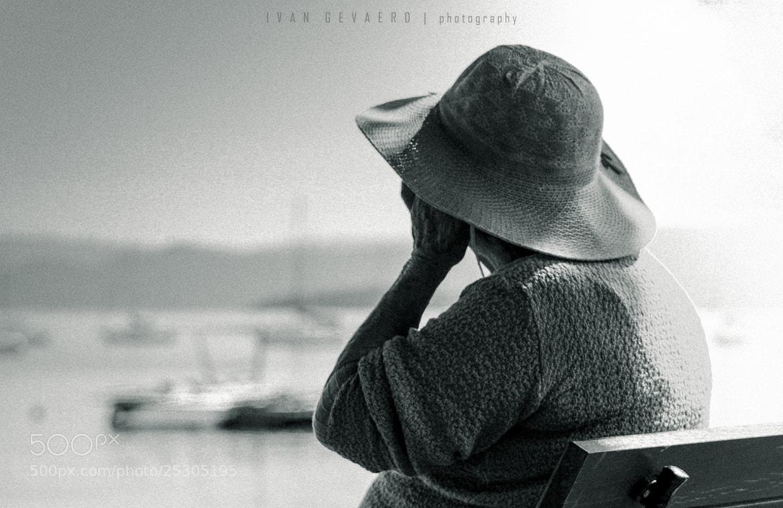 Photograph C O N T E M P L A T I N G by Ivan Gevaerd on 500px