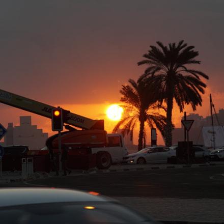 El Corniche Doha, Sony ILCE-6300, Tamron 18-270mm F3.5-6.3 Di II PZD