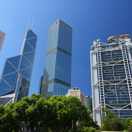 Hong Kong HSBC, Canon EOS 550D, Tokina AT-X 116 AF Pro DX 11-16mm f/2.8