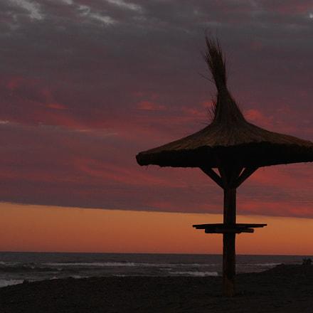 Sunset in the beach, Nikon D100, AF Zoom-Nikkor 35-70mm f/3.3-4.5 N