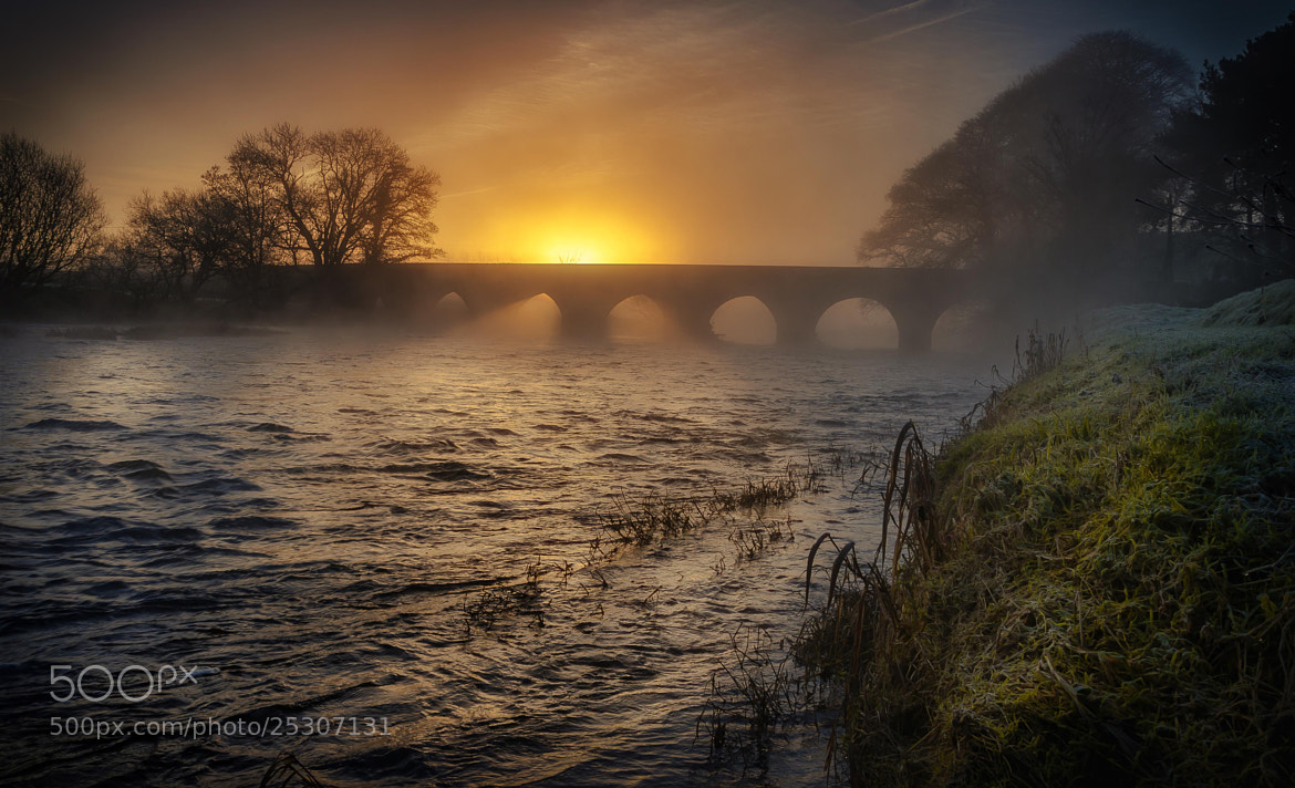 Photograph Stone Bridge Mountjoy Omagh by Tony Moore on 500px