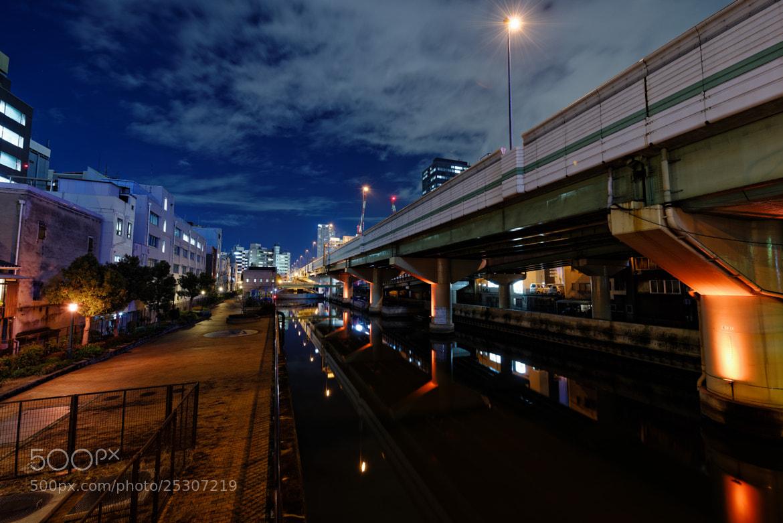 Photograph Ordinary Night by Yoshihiko Wada on 500px
