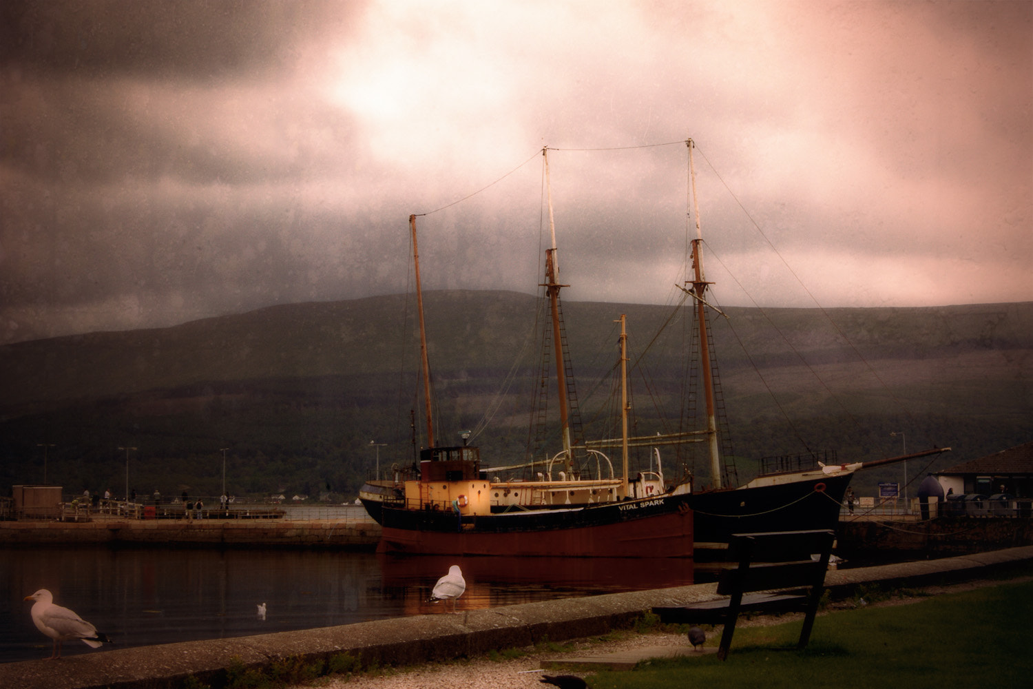 Photograph Old ship by Nathalie  on 500px
