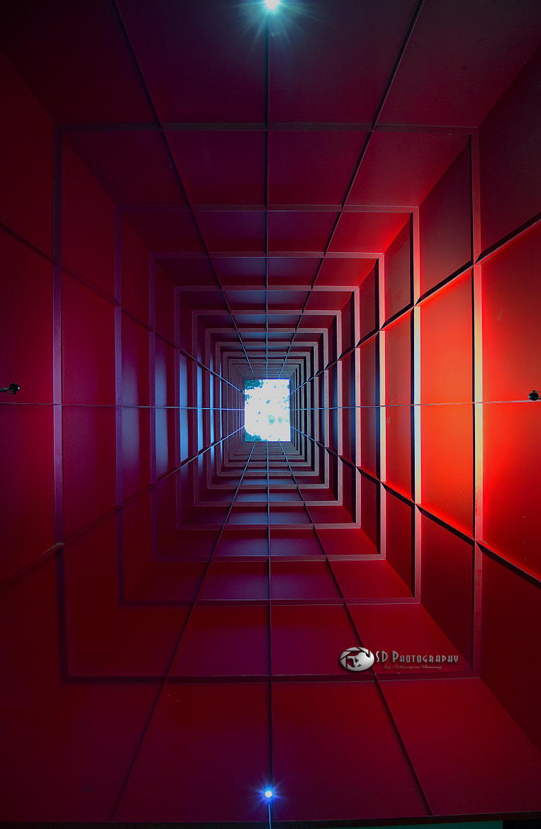 Photograph Tunnel by Danny schurgers on 500px