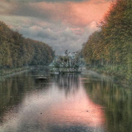 Tervuren parc, Canon POWERSHOT S100