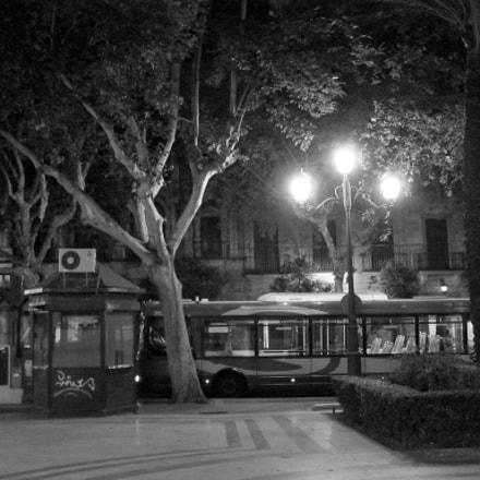 Plaza Nueva, Seville, Spain, Canon POWERSHOT A60