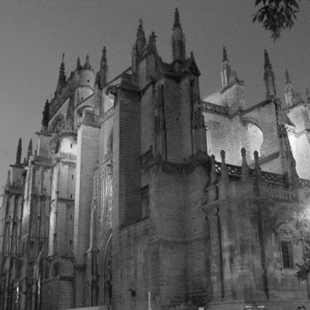 Parroquia del Sagrario, Sevilla, Canon POWERSHOT A60