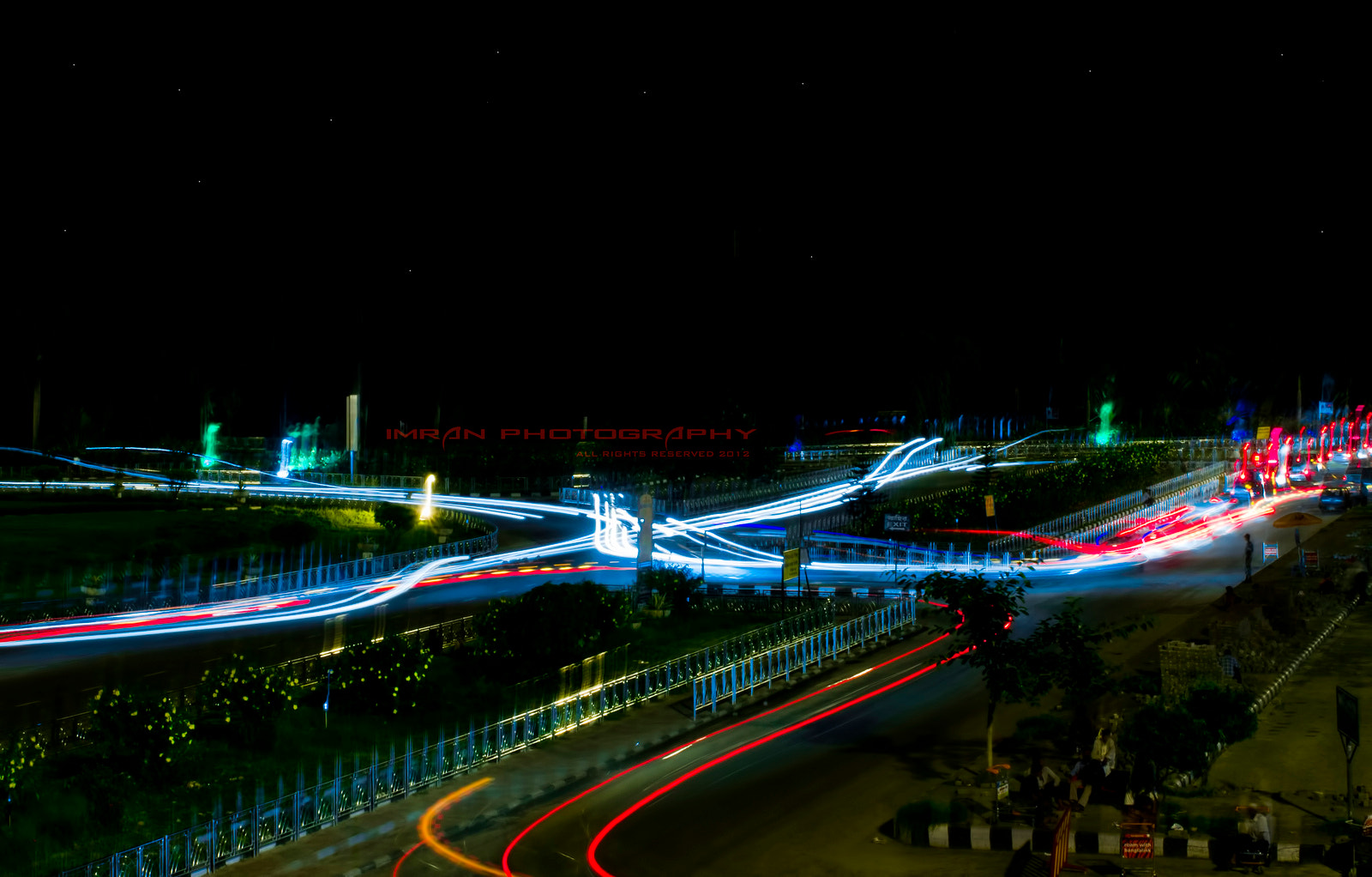 Photograph Long exposure (multi exposure BKT) by Mehadi Imran on 500px