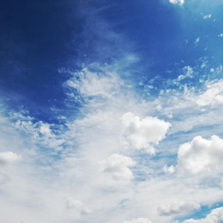 Sky...♡, Canon IXUS 145